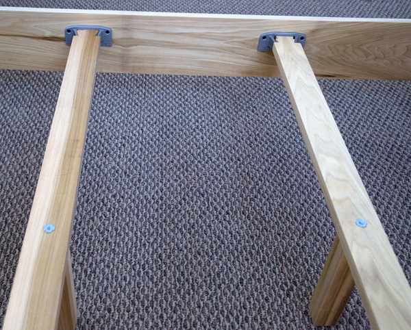 Hardware And Strong Wood For Safe Longlasting Attractive Bedframe