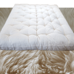 Handmade ECO-Pure Wool Mattress