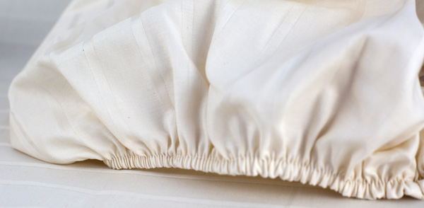 Charming Organic Cotton Fitted Sheets
