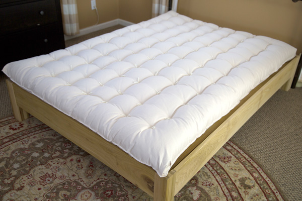 Eco Pure Wool Premium Mattresses 13 Layers Eco Friendly