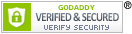 GoDaddy - Credit Card Safe Shopping