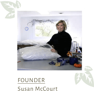 Susan McCourt Founder & Innovator of the patented wool mattress & topper sleep systems in Oconomowoc Wisconsin