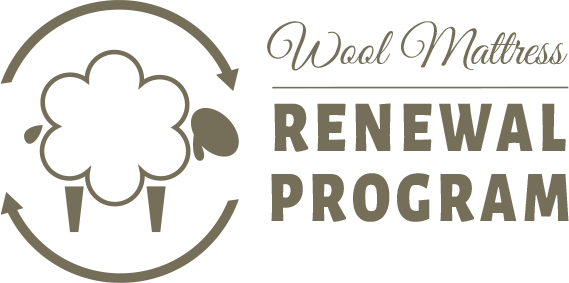 Wool mattress renewal program